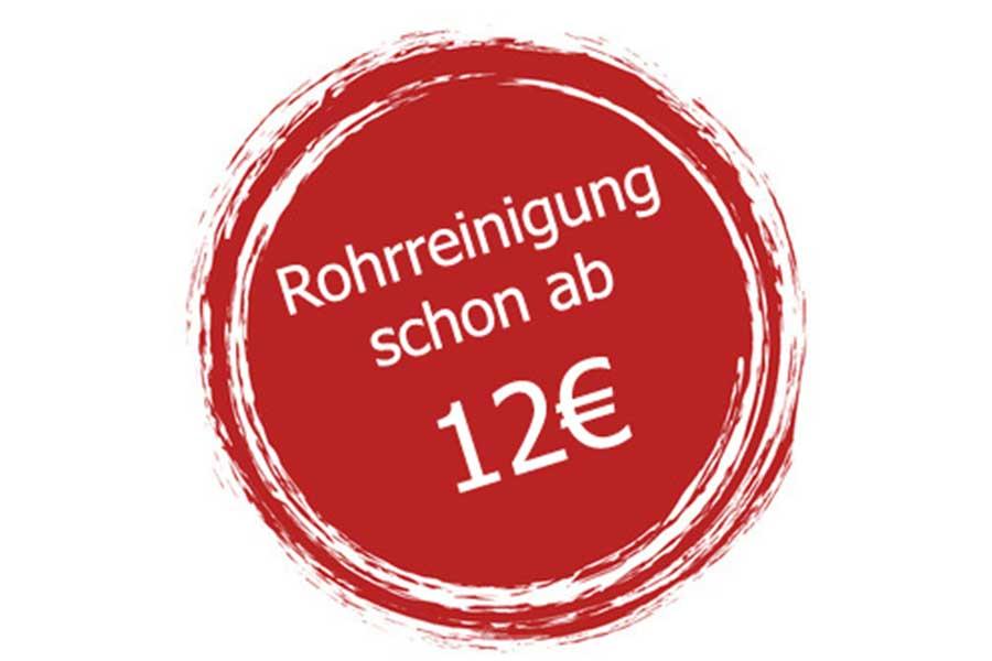 Preise der Firma Bauer Rohrreinigung