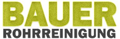 Logo von Bauer Rohrreinigung